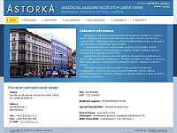 IVU centrum Astorka